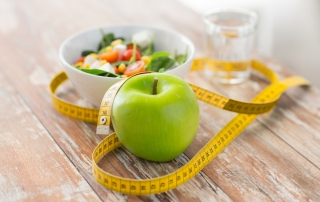 Healthy Eating Lifestyle Management System